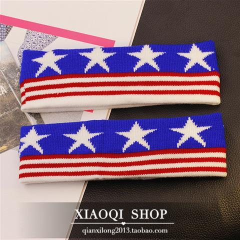 Five-Pointed Star Stripes