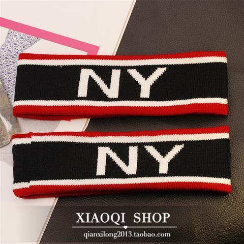 NY Black Red