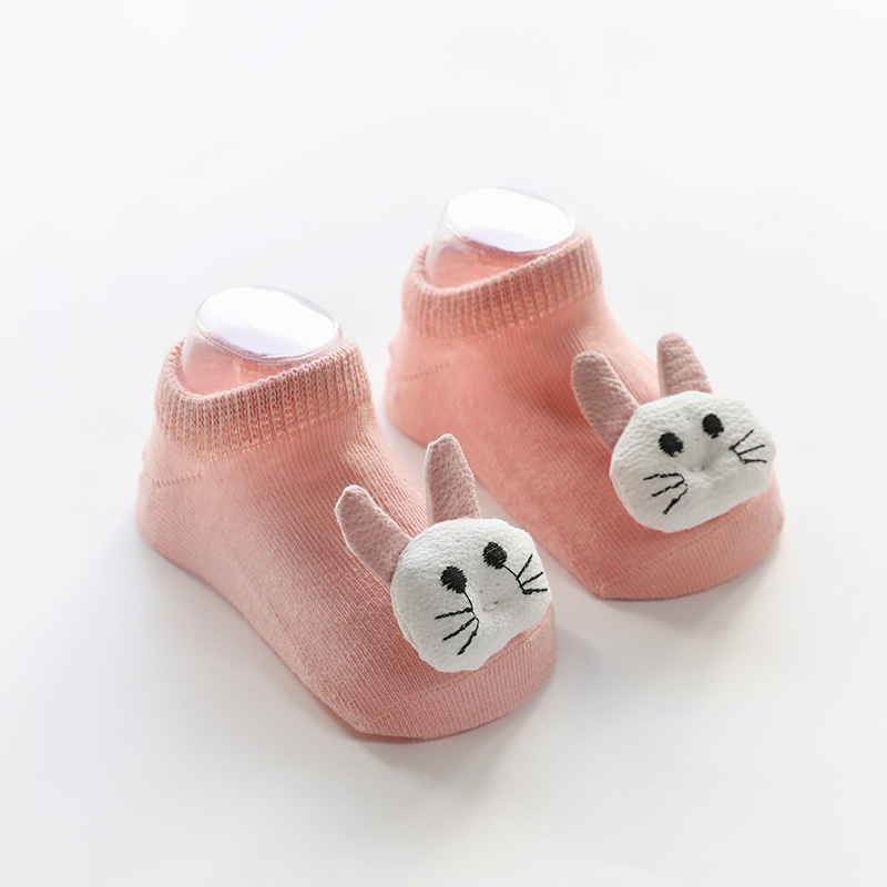 Doll No-Show Socks Rabbit
