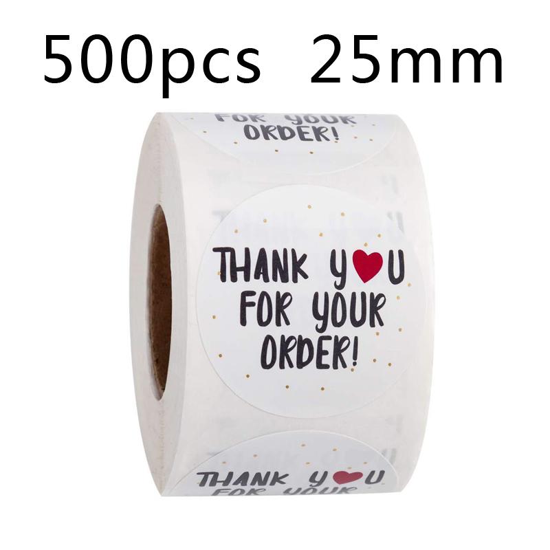 500pcs-25mm-A