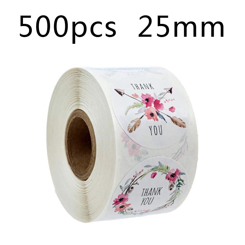 500pcs-25mm-C