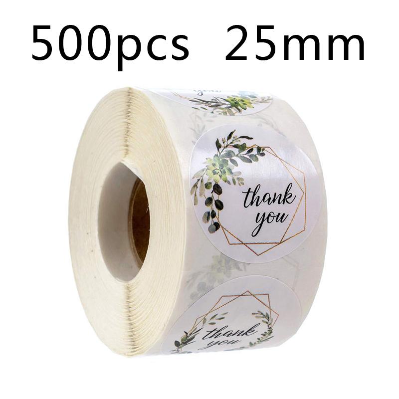 500pcs-25mm-D