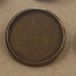 25MM Antique Bronze