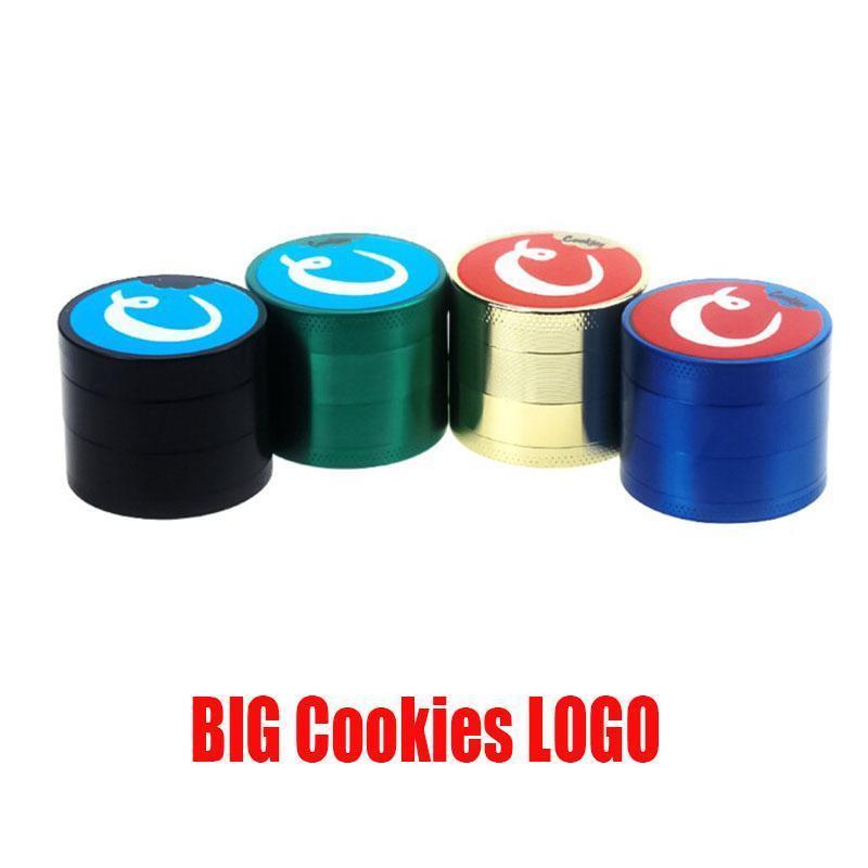 Big biscoitos LOGO misturar cores