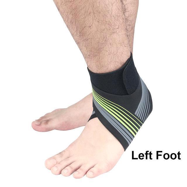 Vert - Left Foot