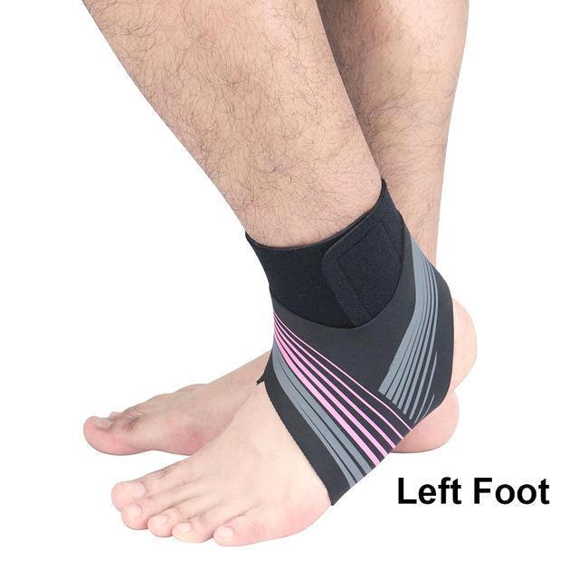 Rose - Left Foot