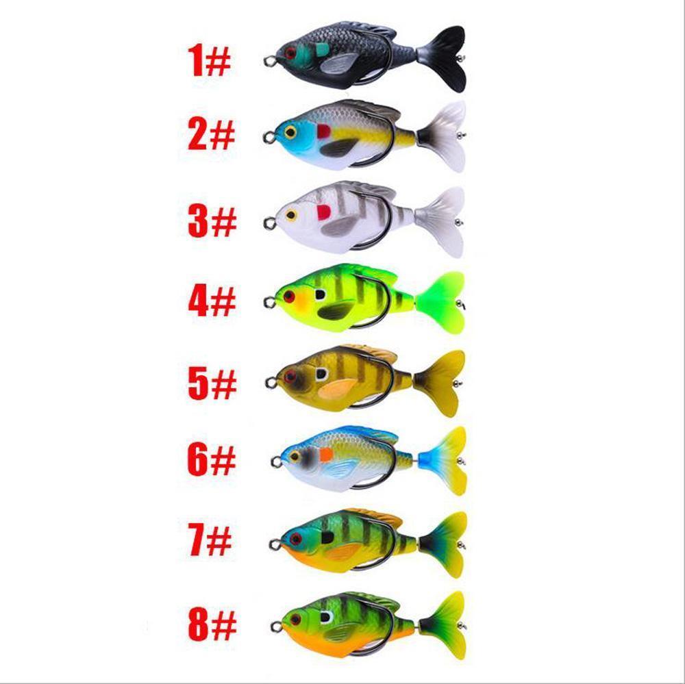Fish(7.5cm 8.5g)