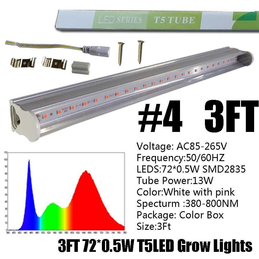 4 # 3FT T5
