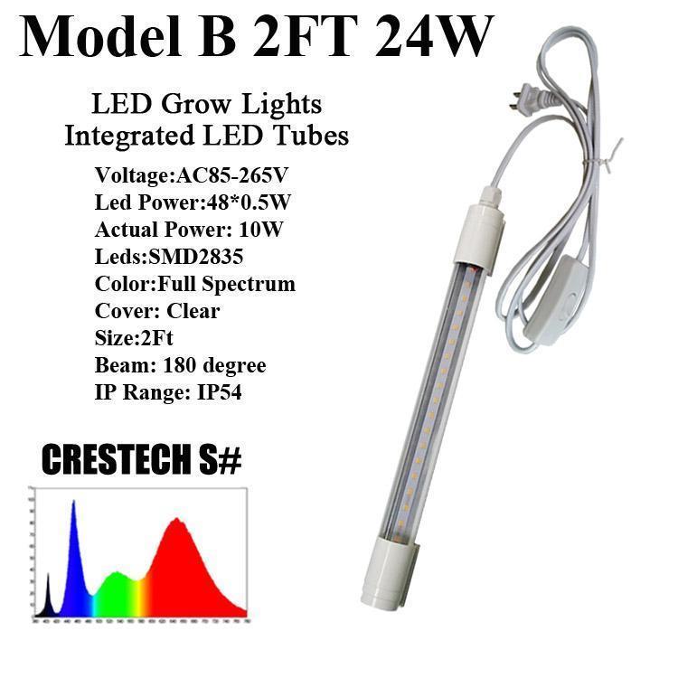 S # 2 ft 24W Modeli B