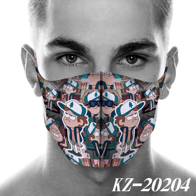 KZ-20204, nenhum filtro