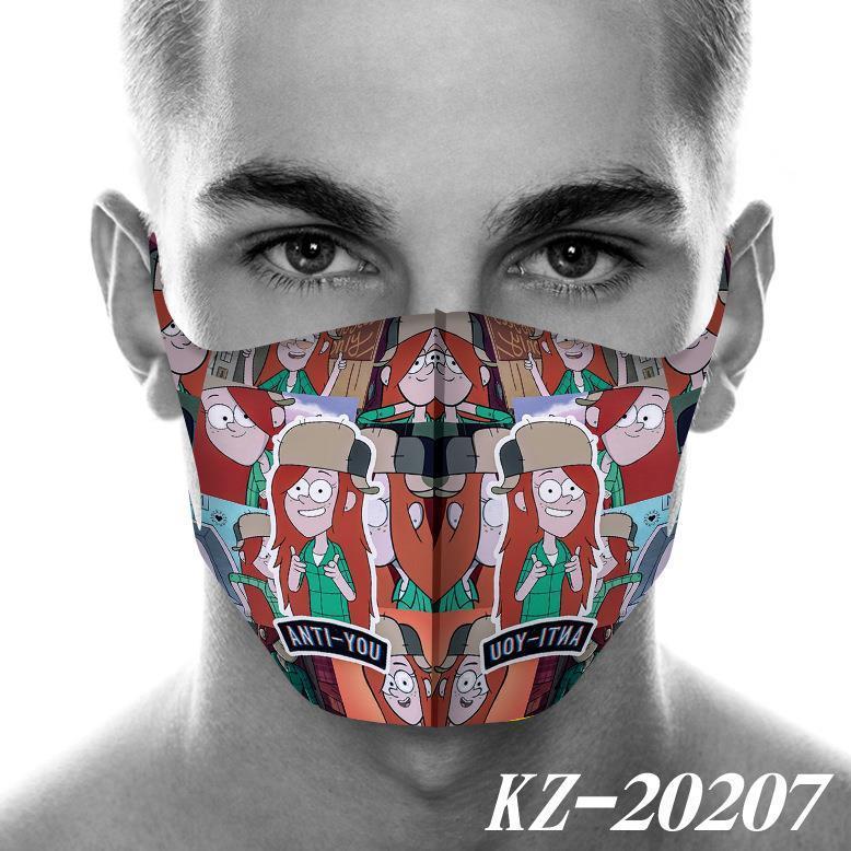 KZ-20207, nenhum filtro