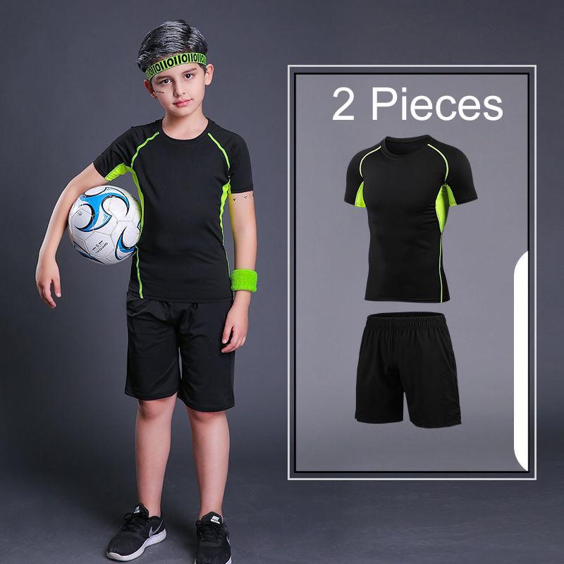 Short Green 2Pcs