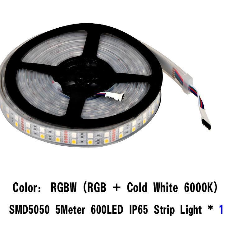 SMD5050 5M RGBW 600LED IP65