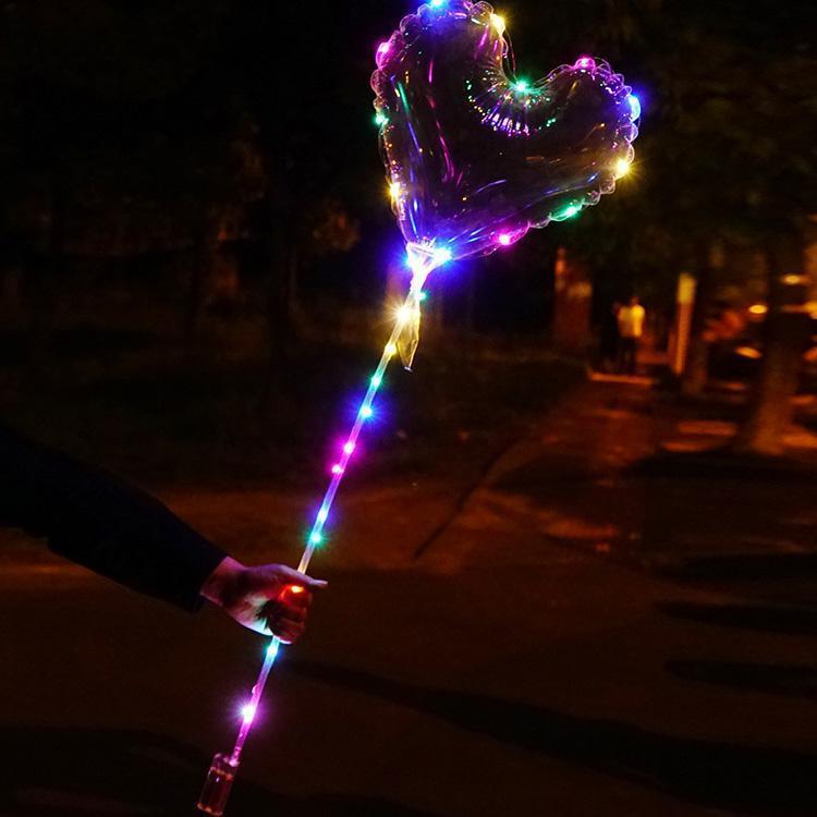 RGB (kalp şeklinde balon)