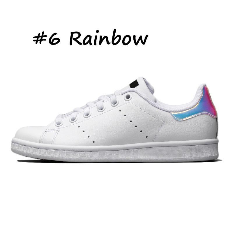 6 rainbow.