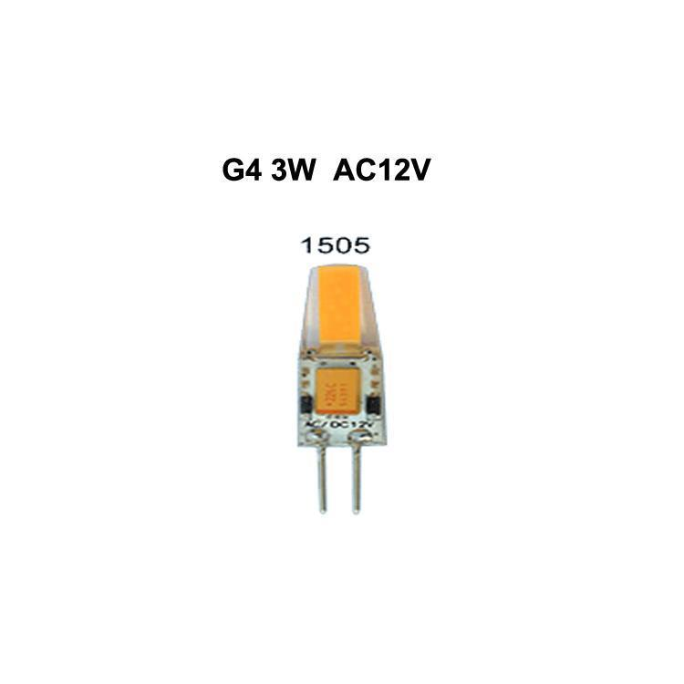 G4 3W AC12V