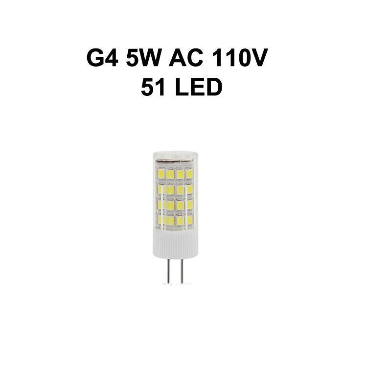 G4 5W AC110V 51LED