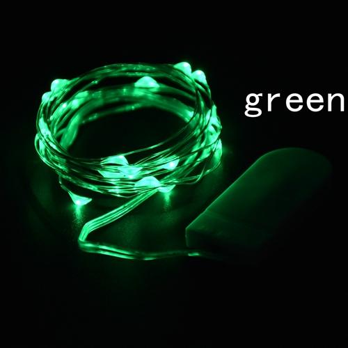 20leds 2m verdes