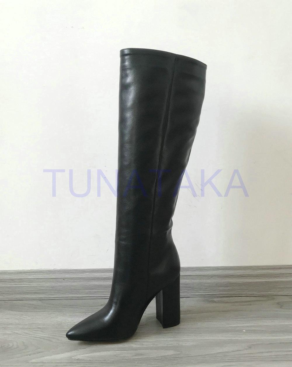 Черный Тонкий