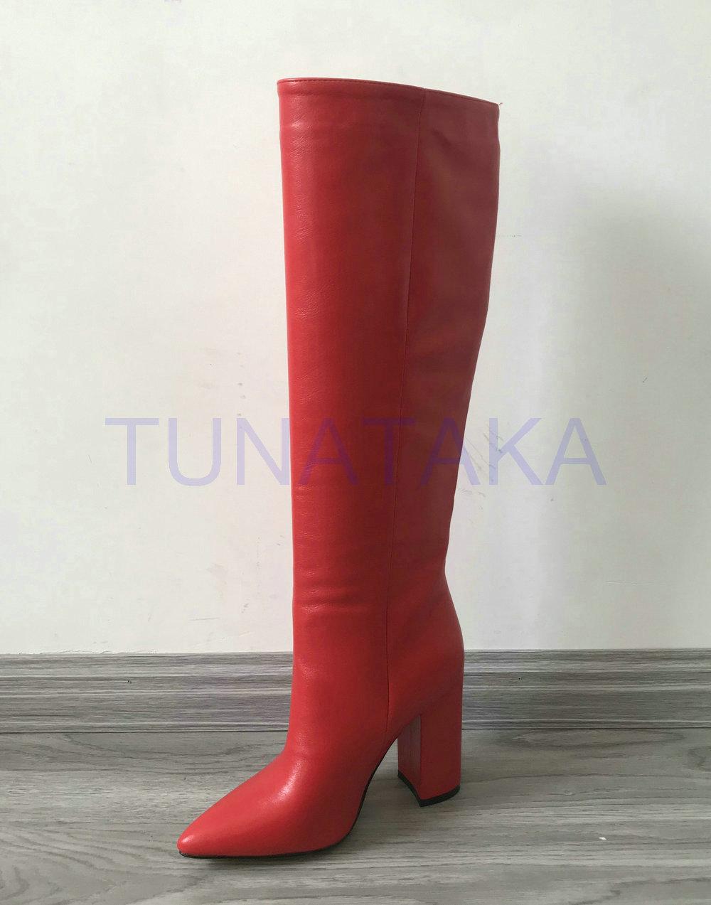 Красный Тонкий