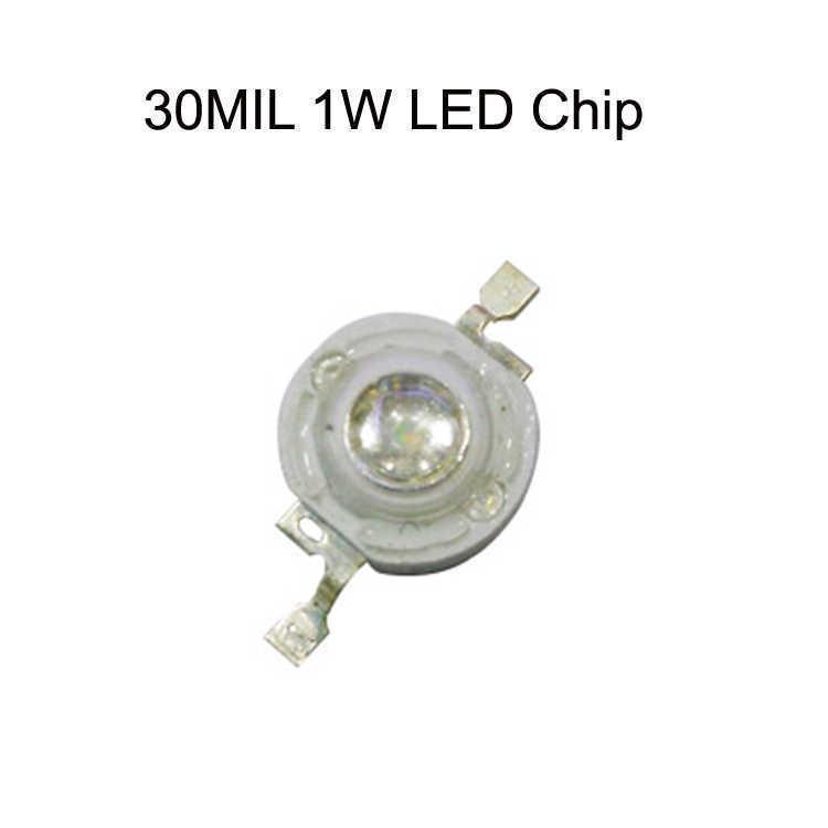 30mil viruta 1W LED