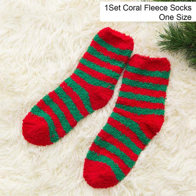 Рождество носок 19