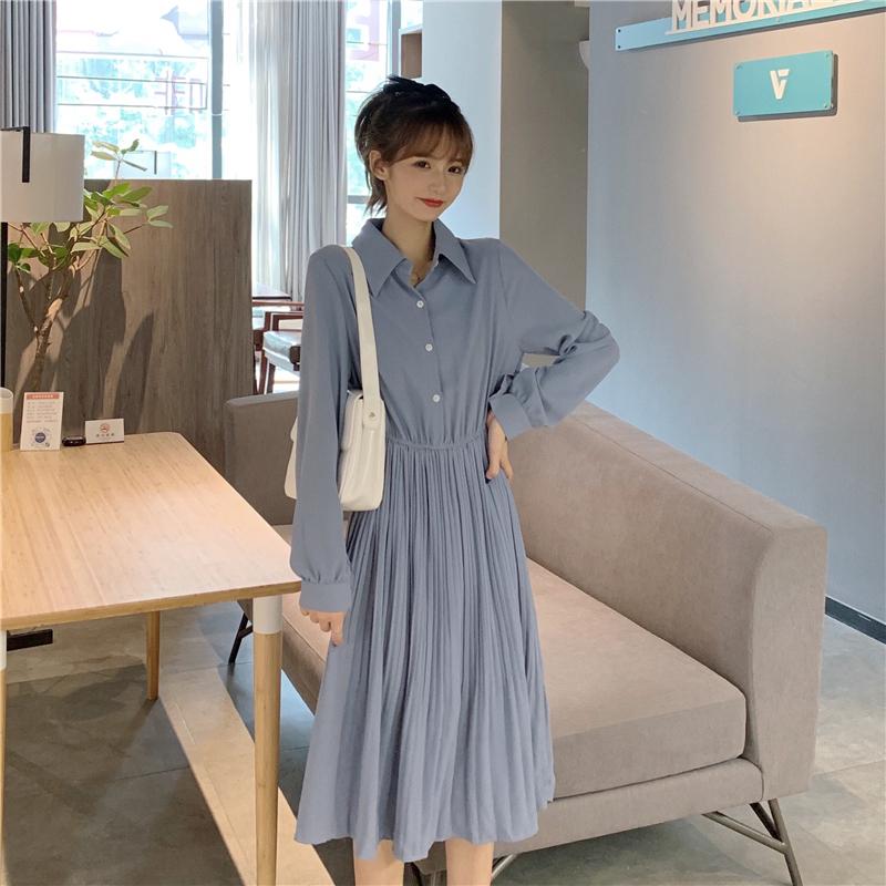 Синий платье шт