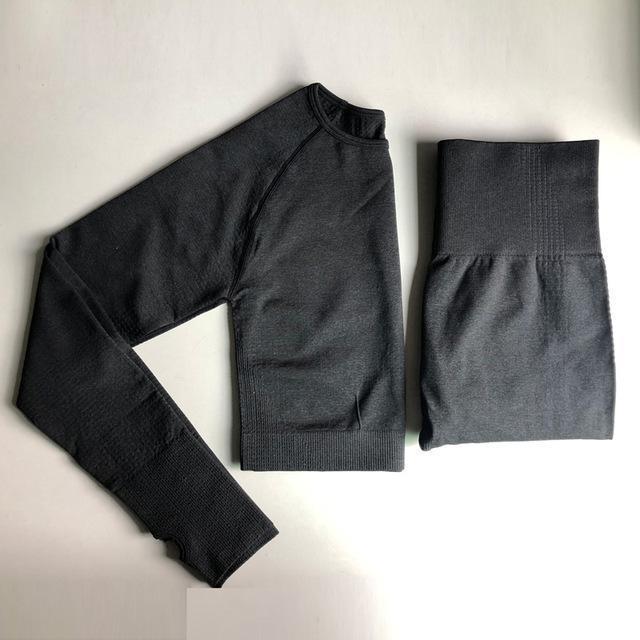 مجموعة 2 قطع الأسود