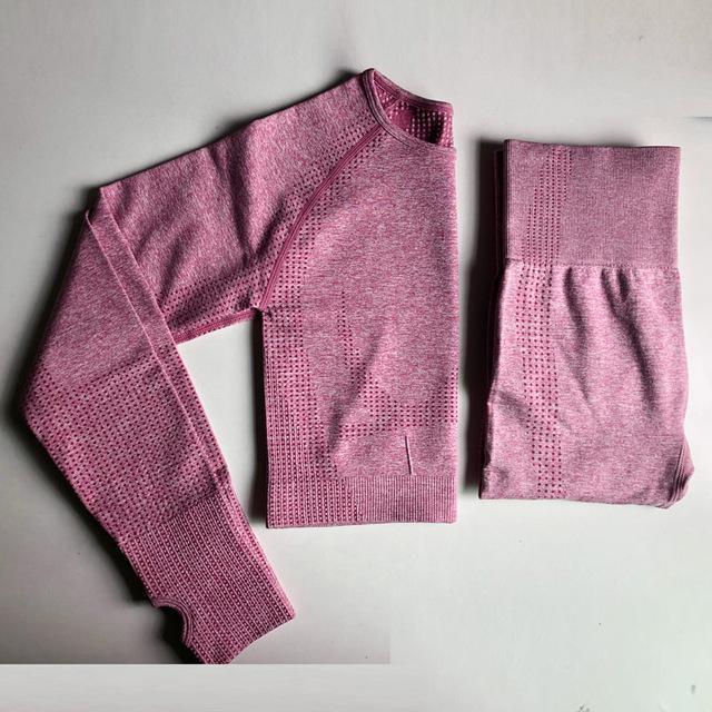 الوردي 2PCS مجموعة