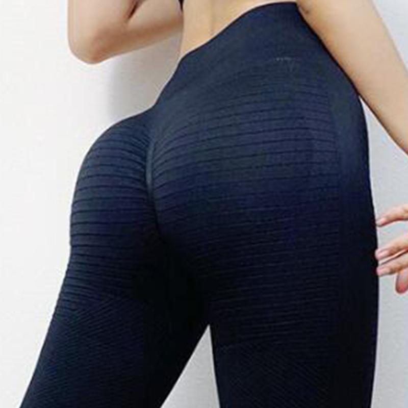 Siyah Yoga Pantolon
