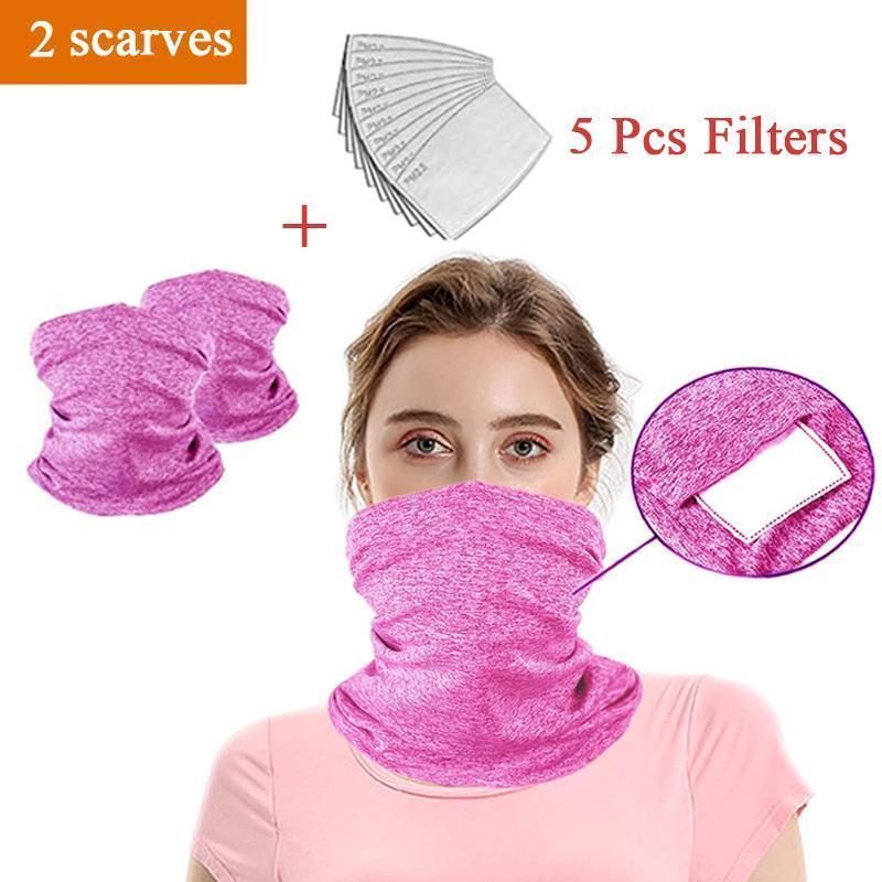2 шарфы 5 FilterRR