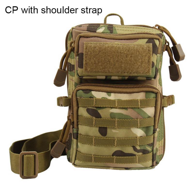 CP مع حزام