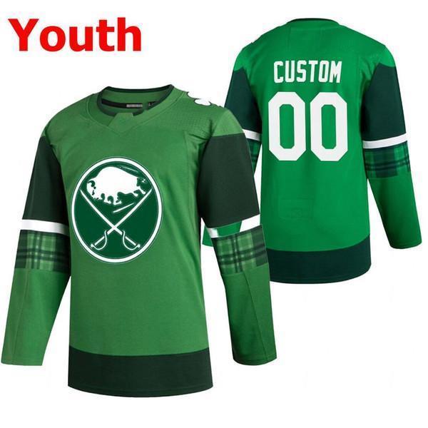 Verde Juventude 2020 St. Patricks Day