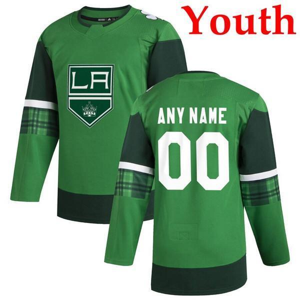 Gençlik 2020 Aziz Patrick Günü yeşil