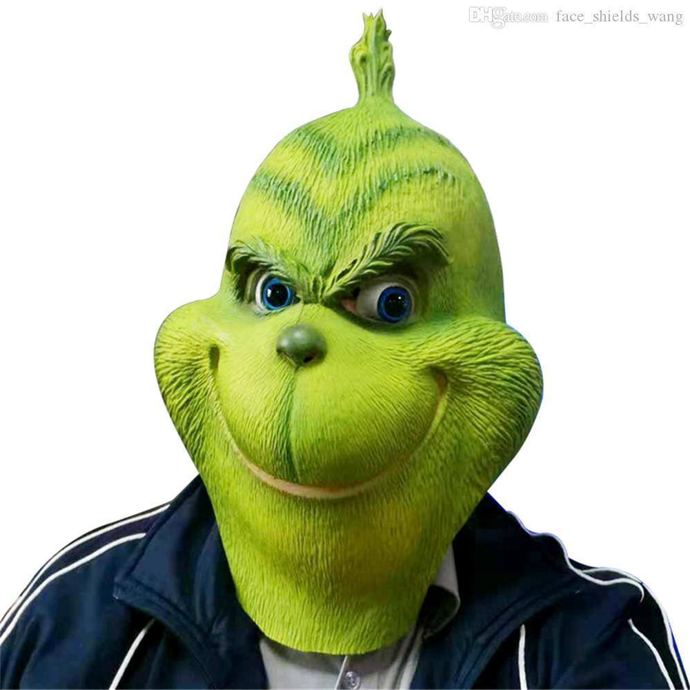 Grinch headgear