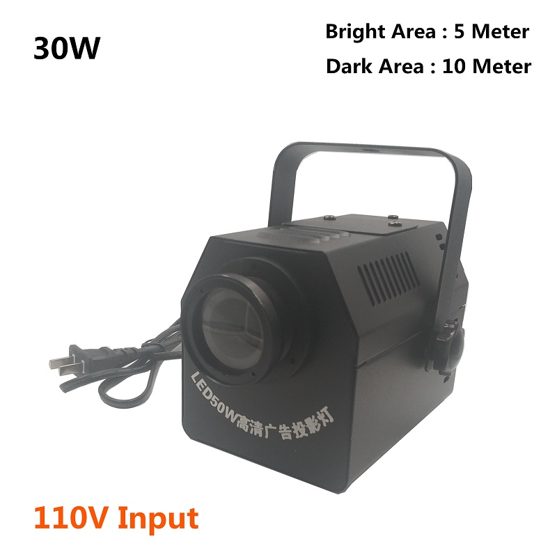 30W 110V Input