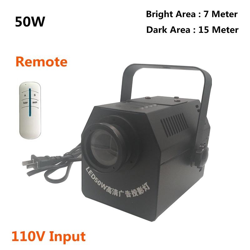 50W Remoto 110V
