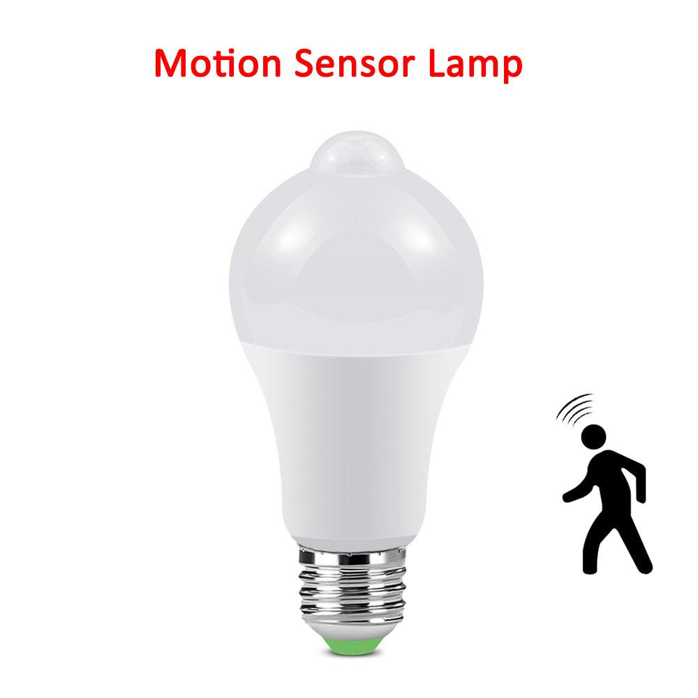 220V sensor de movimento 3W