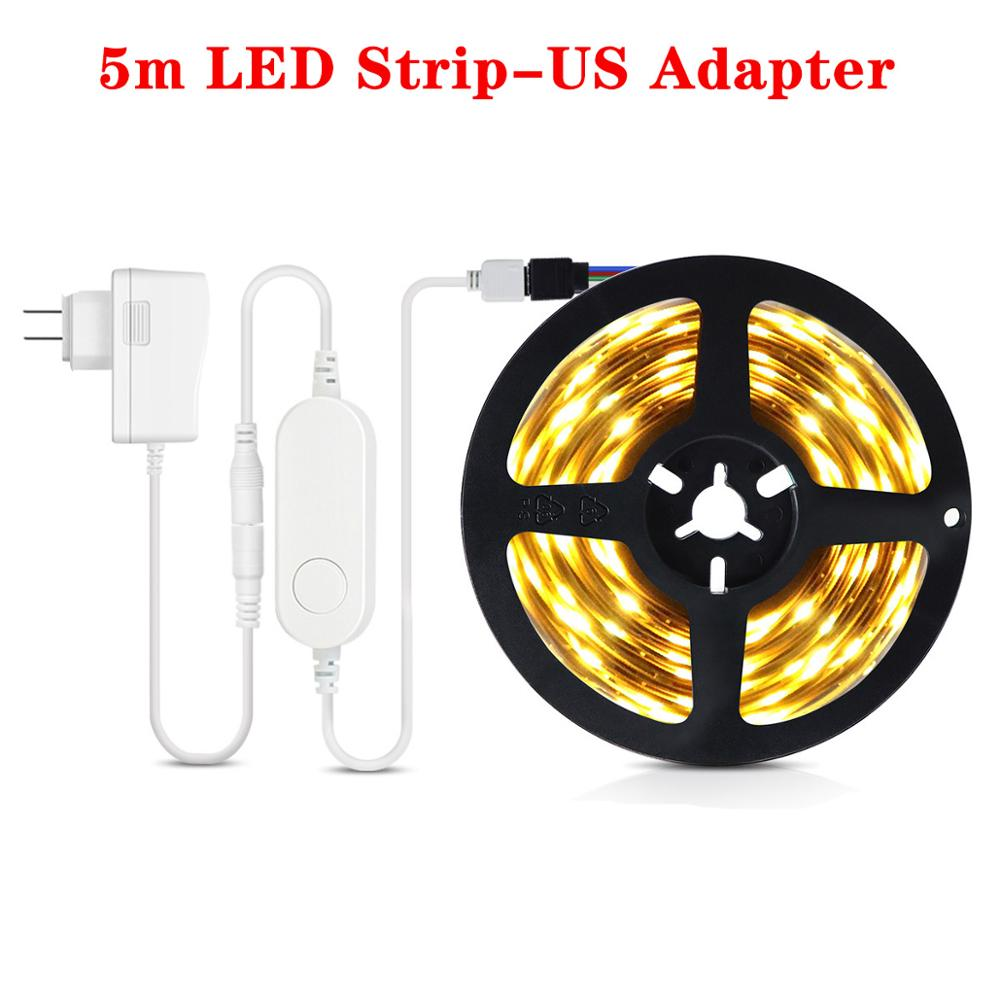 LED Adapter Strip-US NÃO Waterproof