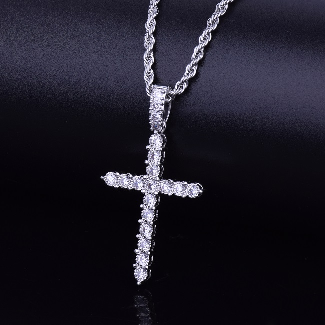 Silver color Rope chain