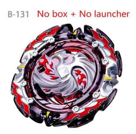 B131 No launcher
