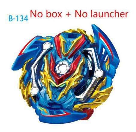 B134 No launcher