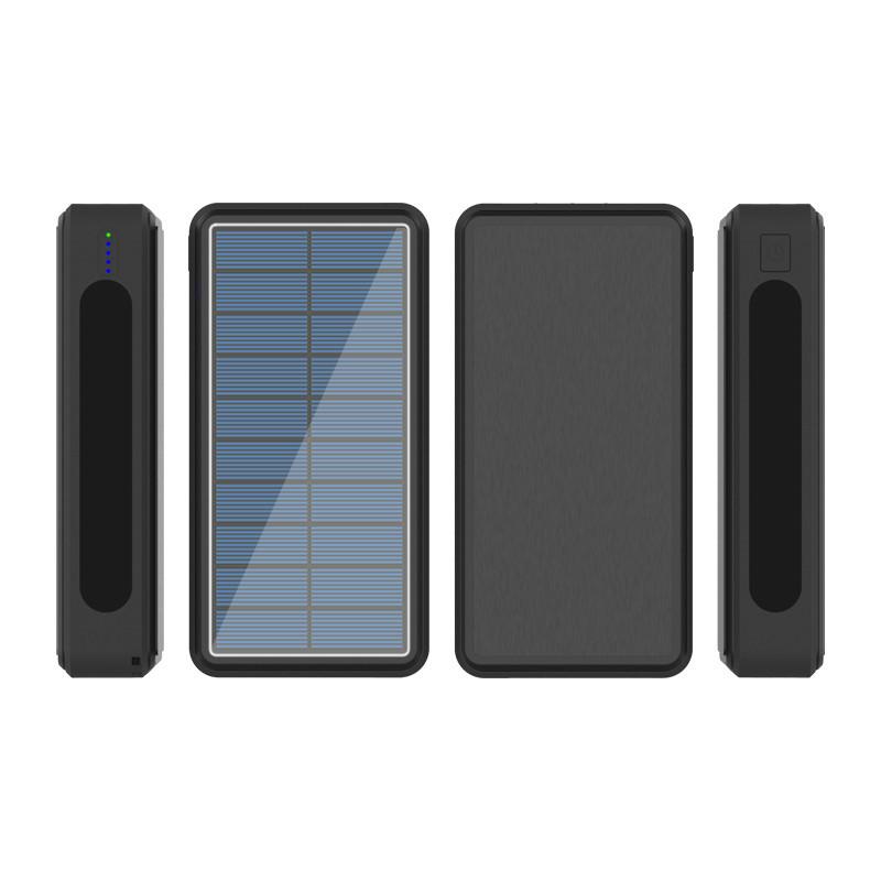 الطاقة الشمسية الأسود