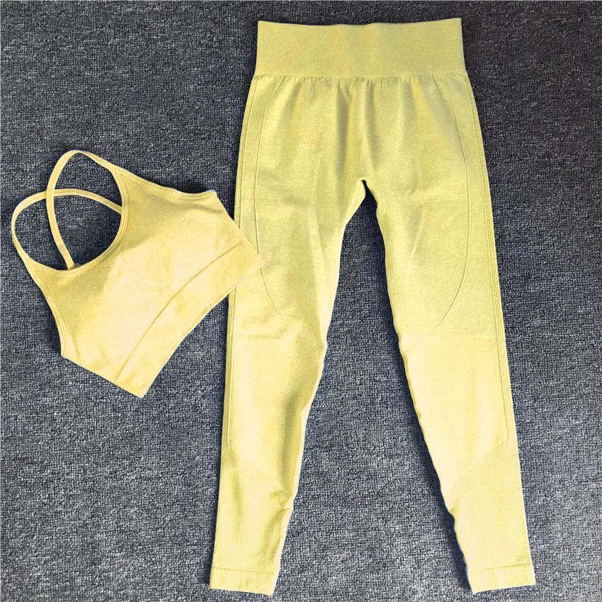 sutiã amarelo conjunto pt