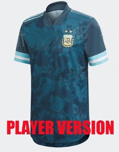 Away Player Version.