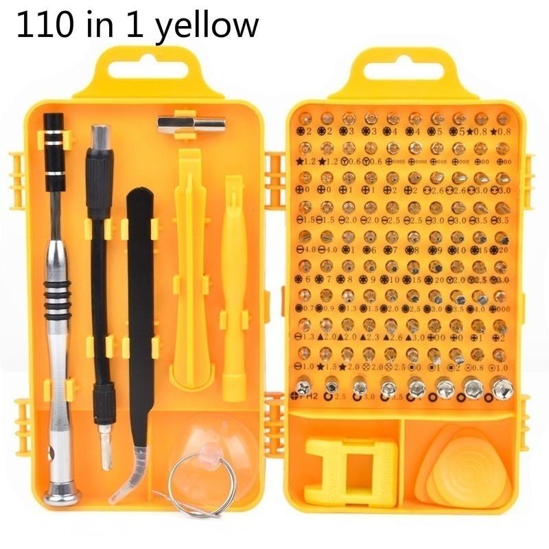 110 in-1 sarı