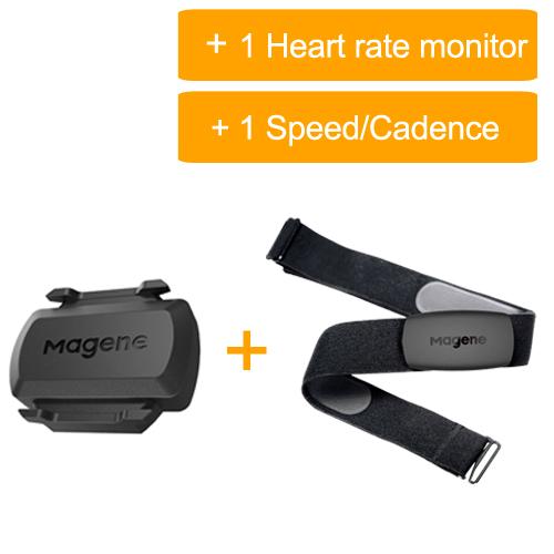 1 H64 and 1 sensor