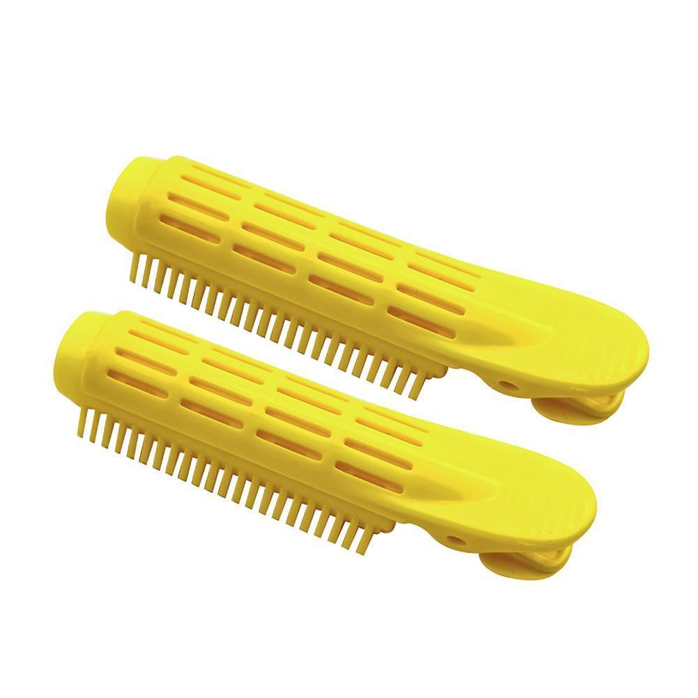 2pcs Yellow