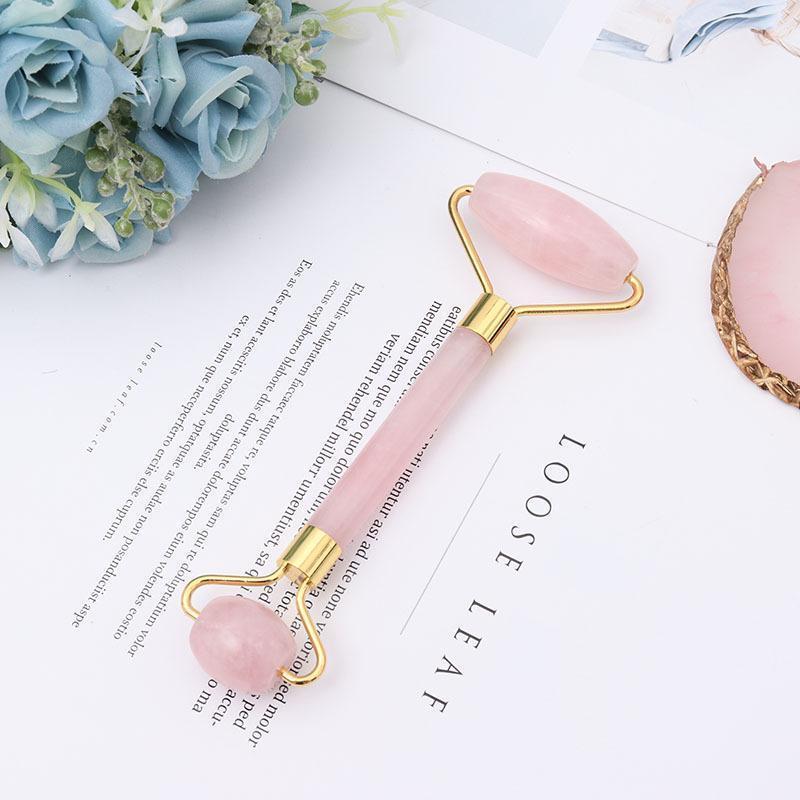 粉色 金 杆子