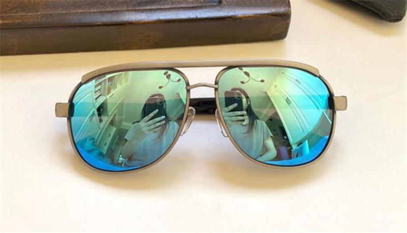 파란색 렌즈